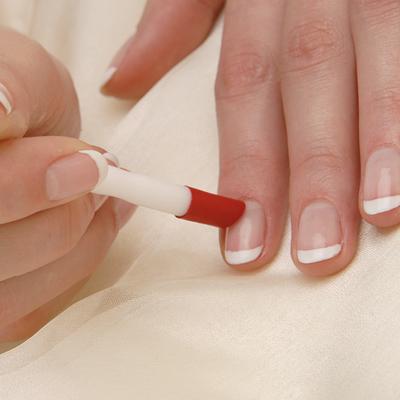 Anwendung mit ERBE Gummihufstäbchen