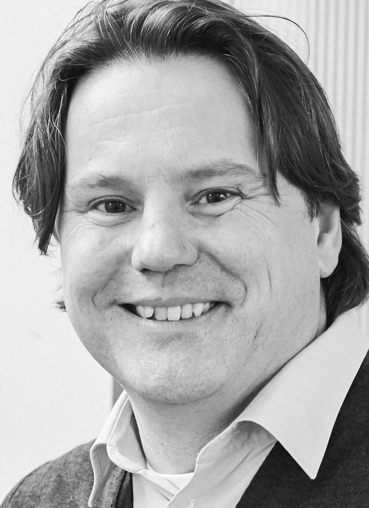 Geschäftsführer Michael Becker