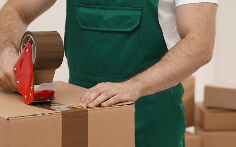 ERBE Produkte verpacken