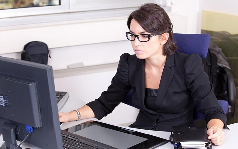 Jobbeispielbild für Sekretärin