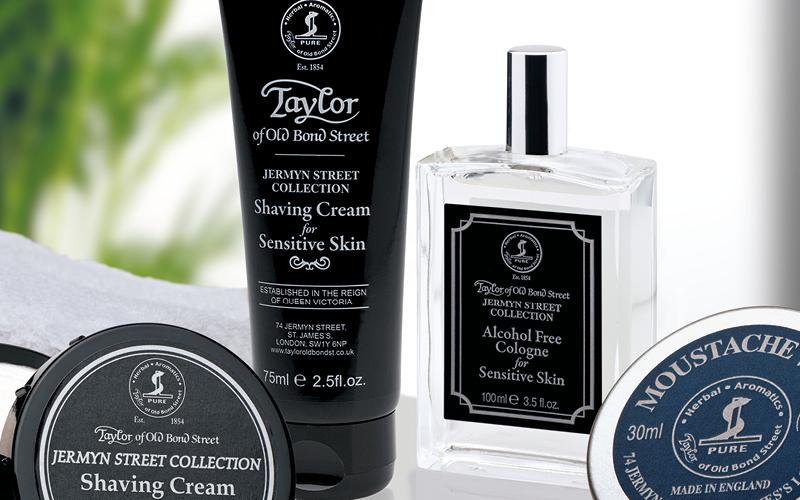 Taylor Rasierpflege Produkte