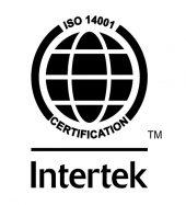 Logo DIN EN ISO 14001 für umweltfreundliche Produktion